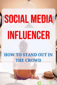 Social Media Influencer Tips #socialmedia #influencer