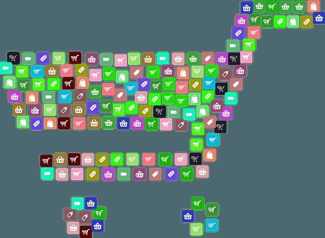 Shopping Cart for Social Media Influencer App #influencer
