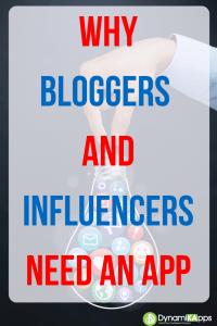 An Influencer App for Social Media Influencers #blogtips #socialmedia #influencer #iphoneapp